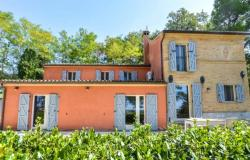 Farmhouse surrounded by vineyards near Senigallia, Le Marche 0