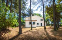 Villa In The Woods With Spectacular Views, Le Marche 3