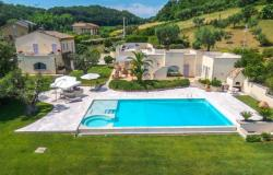 Luxury Villa with Stunning Seaview in Lapedona, Le Marche 0