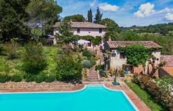 18th Cent. Original Tuscan farmhouse near San Gimignano 0