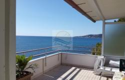 iv402 Penthouse sea view for sale in Ospedaletti 0
