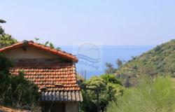 IV1022 Rustic for sale in Bordighera with sea view. 0
