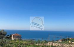 iv1068 Rustic with sea view for sale in Bordighera. 0