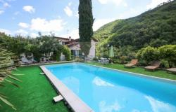 iv1020 For sale in Isolabona villa with swimming pool. 0