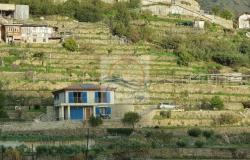 iv1094 Detached house with partial sea view for sale in Soldano. 0