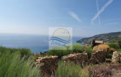 IV1096 Land with sea view for sale in Ospedaletti. 0