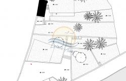iv1101 Land with approved project for sale in Bordighera. 10