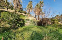 iv1101 Land with approved project for sale in Bordighera. 3