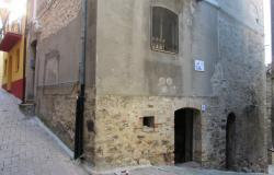 Antique, stone apartment to renovate in the historic center of this idyllic, hill top village.  0