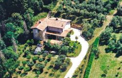 Charming farmhouse for sale on the hills of Lucca, Tuscany 0