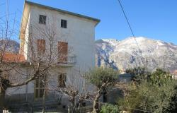 Amazing mountain views from this stone, habitable, 3 bedroom, farm house and olive grove.  0