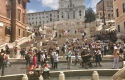 Roma - Piazza di Spagna - stunning top floor apartment with terraces- ref 10r  0