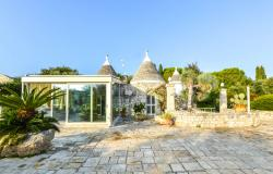 Luxury Complex of Trulli with Pool near Ostuni, Puglia 0
