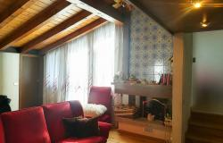 Attic penthouse with terrece in Campo Carlo Magno 7