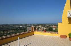 6 bedroom, 325sqm, finished antique town house with terrace and amazing views, 5km to the beach.  0