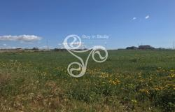 Beautiful agricultural land with an index of 0.03% located in Marina di Ragusa 041-20 0