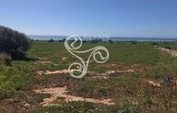 Land with sea view with building index 0.03% located in Marina di Ragusa 044-20 2
