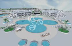Plot with approved project for build Hotel, Marina di Ragusa (Rg) 046-20 0