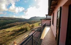 Zocca, large duplex with three bedrooms and panoramic balcony 28