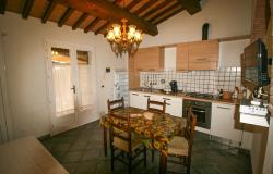 Small villa with 1500 square meters of land in the Castagneto Carducci countryside 7