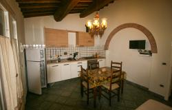 Small villa with 1500 square meters of land in the Castagneto Carducci countryside 6
