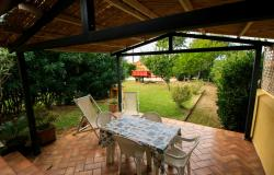 Small villa with 1500 square meters of land in the Castagneto Carducci countryside 5