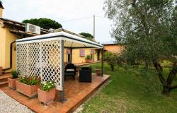 Small villa with 1500 square meters of land in the Castagneto Carducci countryside 36