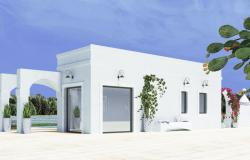 One Level Mediterrean Villa With All New Sparkle near Ostuni, Puglia 0