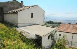 Town house with barn and garden and open , beautiful views.  0