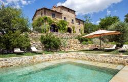 Dominant Position and Stunning Interiors in Chianti, Tuscany 0