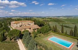 Stunning Mansion With Pool In the Heart of Val D'Orcia, Tuscany 0