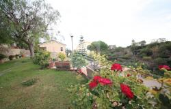 A1109 Villas with swimming pool and sea view for sale in Bordighera. 4