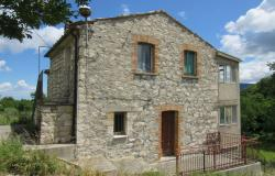 Detached, stone, 2 bedroom cottage with amazing views and 3000sqm of land. 0