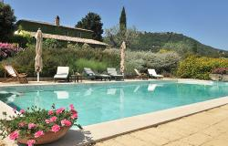 Traditionally Restored Country Villa in Val D'Orcia, Tuscany 0