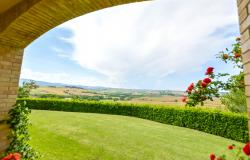 Premium Country Home With Outstanding 180° Views, Le Marche 13