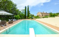 Premium Country Home With Outstanding 180° Views, Le Marche 1