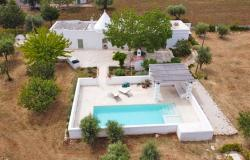 Character Trulli With Rental Potential near Fasano, Puglia 0