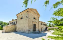 Monastery Near Treia With Golf Course And Pool, Le Marche 6