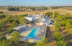 Completely Renovated & Private Family Retreat in Puglia 0