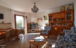 A1123 House with sea view for sale in Bordighera-Sasso. 9