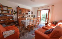 A1123 House with sea view for sale in Bordighera-Sasso. 10