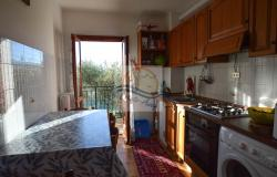 A1123 House with sea view for sale in Bordighera-Sasso. 12