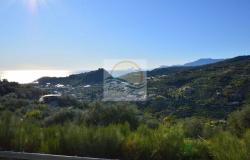 A1123 House with sea view for sale in Bordighera-Sasso. 1