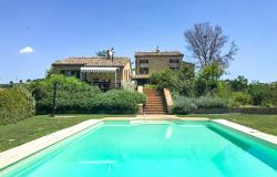 Farmhouse With Dependance & Panoramic Pool in Tolentino, Le Marche 0
