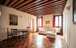 Venice- St. Mark's district , charming apartment with canal view. Ref. 162c 0