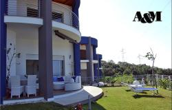 Luxury apartments in fantastic vill's with sea view 0