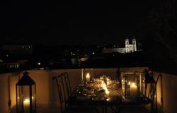 Penthouse in the historical center of Rome 2