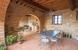 Amazing Restored Farmhouse With Pool In Asciano, Tuscany 20