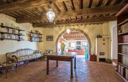 Amazing Restored Farmhouse With Pool In Asciano, Tuscany 21