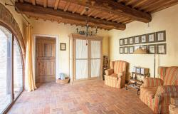 Amazing Restored Farmhouse With Pool In Asciano, Tuscany 26